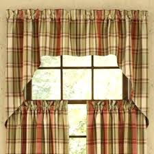 Primitive Kitchen Curtains Primitive Swag Curtains Primitive Homespun Farmhouse Berry Valance