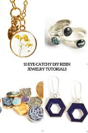 diy resin necklace images 10 eye catchy diy resin jewelry tutorials styleoholic jpg