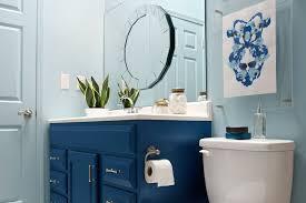 Small Bathroom Decorating Ideas - Blue bathroom design ideas