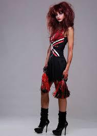 Zombie Cheerleader Zombie Cheerleader Costume Womens Halloween Zombie Cheerleader