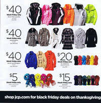 the best deals of black friday in jcpenney jcpenney black friday 2012 ad scan