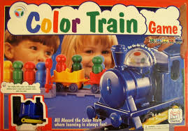 color train game board game boardgamegeek