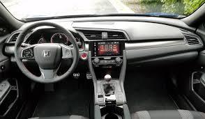 1989 Civic Si Test Drive 2017 Honda Civic Si Sedan The Daily Drive Consumer