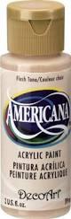 amazon com decoart americana acrylic paint 2 ounce flesh tone