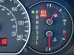 honda crv 2009 warning lights on dashboard brake warning light mystery solved 2009 suzuki sx4 long term road test