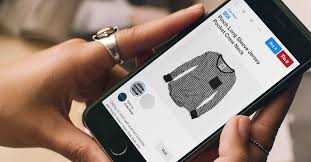 in app purchases with pinterest fashion retail future