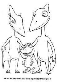 dinosaur train coloring pages 15 free colouring