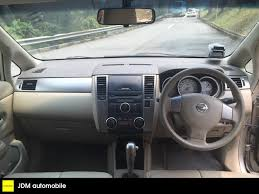 nissan singapore buy used nissan latio 1 5l at abs d airbag 2wd 4dr car in