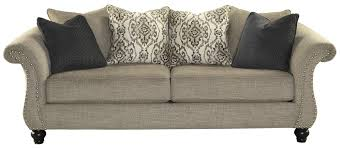 Sofa Seat Cushions by Sofa With Loose Back Pillows U0026 Reversible Seat Cushions By