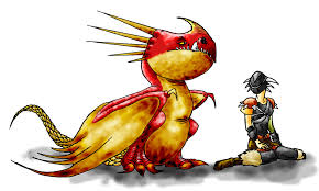 game dragons train