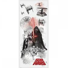 star wars kylo ren stormtroopers wall stickers great home star wars kylo ren stormtroopers wall stickers