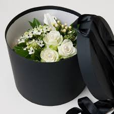 in a box delivery fresh flowers delivered luxury white roses and fresh