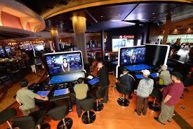 New York City Casino Table Games F17 In Modern Home Interior Design