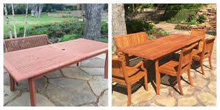 Upholstery Outdoor Furniture by Patio Furniture Refinishing Teak Furniture Refinishing Fort