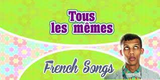 Stromae Les Memes - tous les mêmes stromae french circles