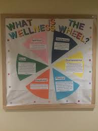 spirit halloween champaign il health u0026 wellness wheel ra bulletin board university of illinois