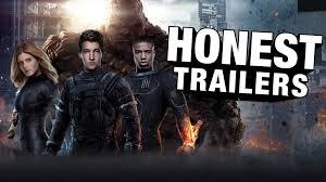 honest trailers fantastic 2015