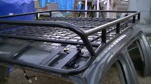 nissan frontier off road bumper second gen nissan frontier roof rack customized for kc