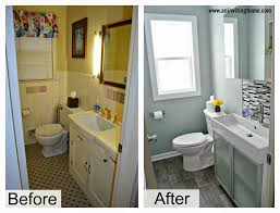 Small Bathroom Remodels On A Budget Makeovers And Cool Decoration For Modern Homes Bathroom Small