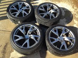 nissan 370z for sale 19 inch 2014 gunmetal 370z wheels mint condition for sale nissan