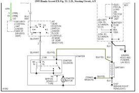 1995 honda accord wiring of starter ignition relay mitsuba