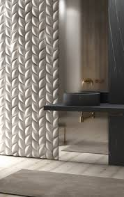 3d Bathroom Design Colors Painel De Parede 3d Treccia By 3d Surface Design Jacopo Cecchi