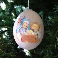 egg ornaments nativity egg ornaments 3 steps