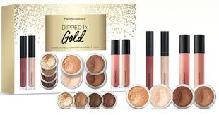 dipped in gold bareminerals 12 dipped in gold gift set just 49 200