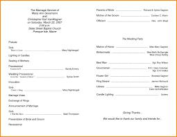 bi fold wedding program template designs lovely free bi fold wedding program templates microsoft