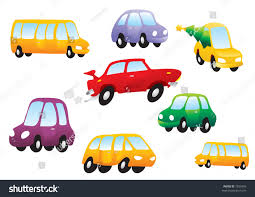 car toy clipart vector toy cars set stock vector 7933456 shutterstock