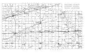 Ohio Canal Map by Local History Collection Paulding County Carnegie Library