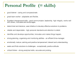 Interpersonal Skills On Resume Quality Control Supervisor Resume Essay On Garibi Music Teacher