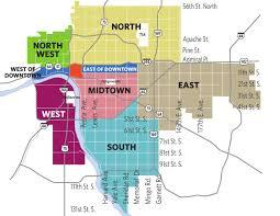 Nba Map Tulsa Map Tulsaworld Com