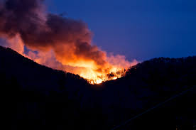 Canada Wildfire Minneapolis by Winter Wildfire Recovery In Pigeon Forge Pigeon Forge Tn