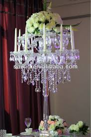 gorgeous table top chandelier centerpieces for weddings crystal wedding centerpiece wedding supplies lighted table centerpieces on alibaba com
