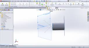 tutorial modeling 3 pipe joint in solidworks grabcad