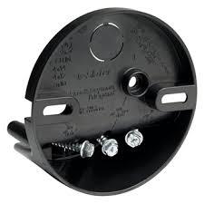 Installing A Ceiling Fan Box by 4 Inch Round Direct Mount Ceiling Fan Box S109fan Legrand