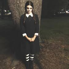 Wednesday Addams Halloween Costumes 11 Minute Halloween Costumes Happen