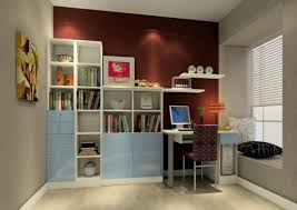 study room interior design ideas 3d 3d house