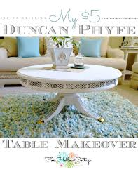 a duncan phyfe magnolia makeover fox hollow cottage painted furniture makeover
