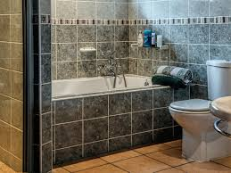 cleaning hacks for bathroom tiles