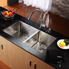 Best Gauge For Kitchen Sink by 8 Best Kraus Kitchen Sinks Images On Pinterest Stainless Steel