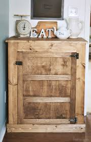 Small Kitchen Buffet Cabinet by How To Build A Small Farmhouse Buffet Extra Storage Small