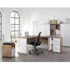 Oak Corner Office Desk Desk Small Oak Corner Desk Table With Hutch Corner Desk With