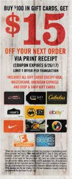 gas gift card deals stop shop martin regional gift card deals 15 in free
