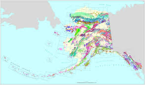 Maps Alaska by First Ever Digital Geologic Map Of Alaska Published