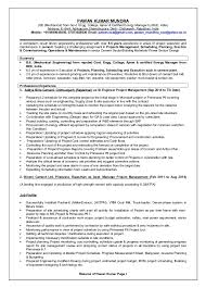 Be Mechanical Engineering Resume Resume Cv Cover Letter Project Manager Resume Template Free