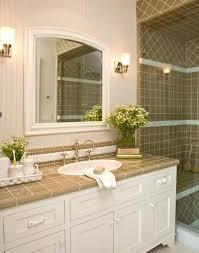 bathroom countertop tile ideas ceramic tile countertops glassnyc co