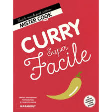 marabout cuisine du monde curry facile livre cuisines du monde cultura