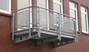 stahlbau balkone stahlbau metallbau wiegers stahlbau balkone